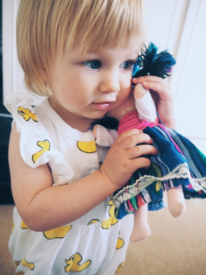 The Stay-At-Home Mum(Guilt)